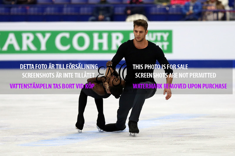 Vanessa JAMES/Morgan CIPRES FRA