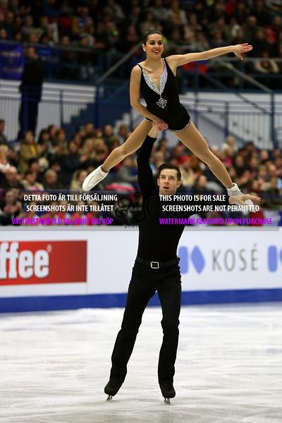 Valentina MARCHEI/Ondrej HOTAREK ITA