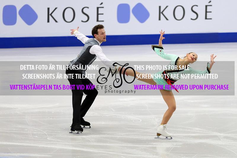 Lola Esbrat/Andrei Novoselov FRA