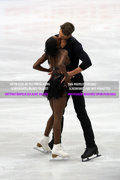 Vanesa James/Morgan Cipres FRA