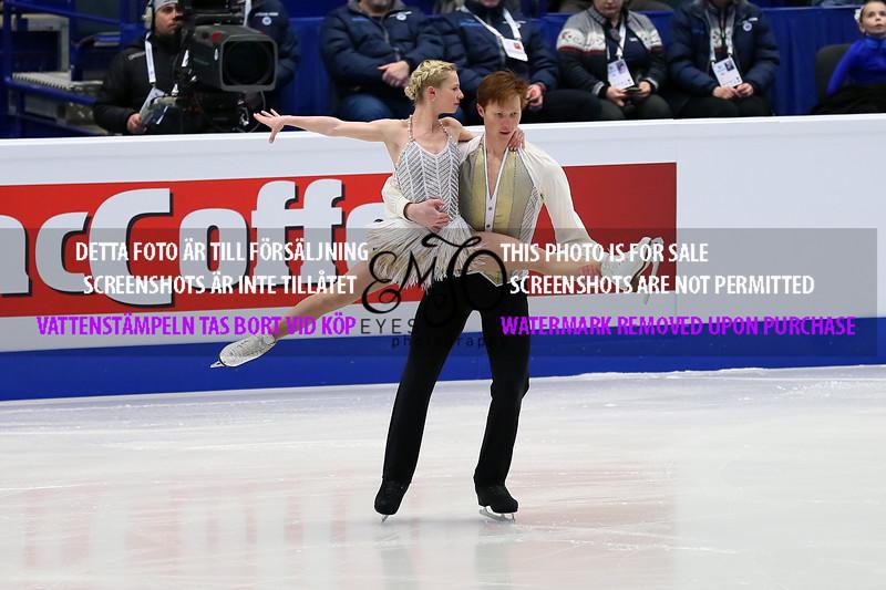 Evgenia Tarasova/Vladimir Morozov RUS