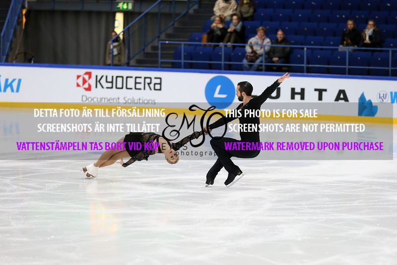 Ashley CAIN / Timothy LEDUC, USA
