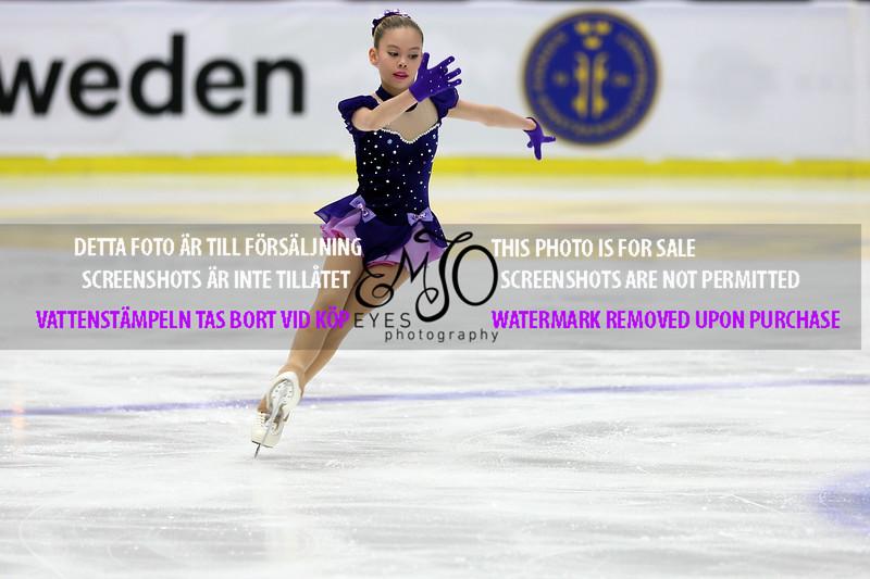 Natalia Jansson silver RM flickor 2016/17