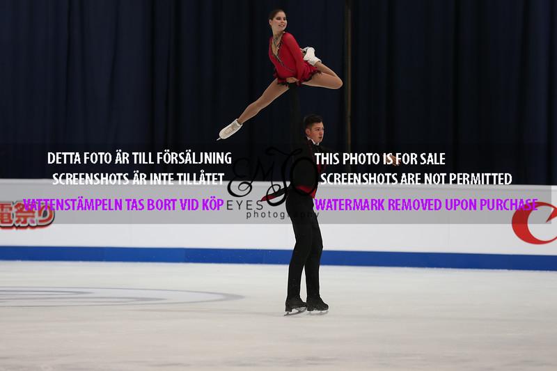 Anastasia MISHINA / Aleksandr GALLIAMOV, RUS