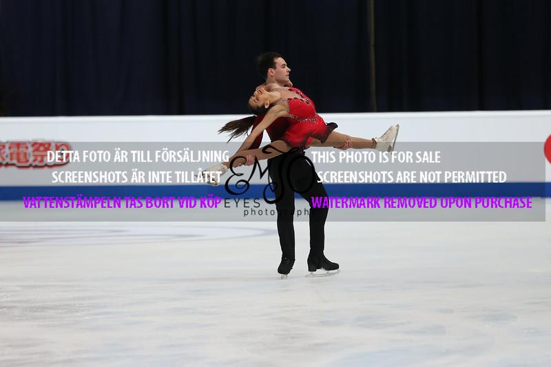 Gabrielle LEVESQUE / Pier-Alexandre HUDON, CAN