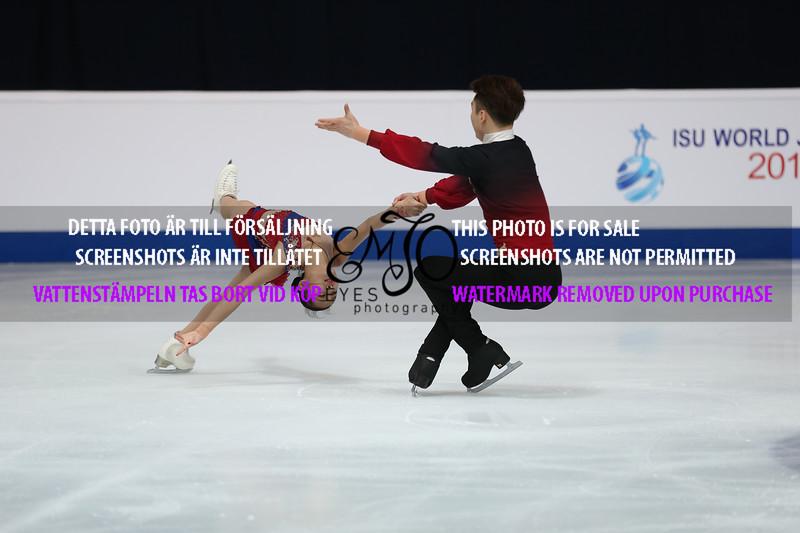 Feiyao TANG / Yongchao YANG, CHN
