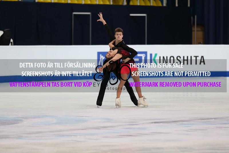 Sofiia NESTEROVA / Artem DARENSKYI, UKR