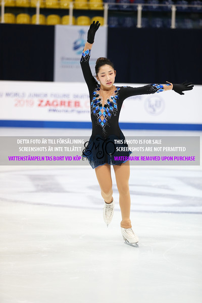 Jocelyn HONG, NZL