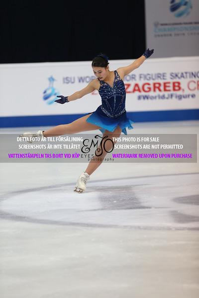 Yuna SHIRAIWA, JPN