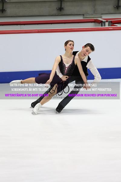 Emily ROSE BROWN / James HERNANDEZ GBR