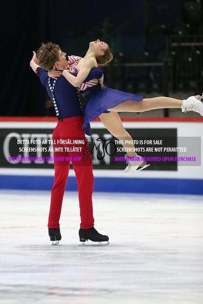 Sofia VAL / Linus Colmor JEPSEN ESP