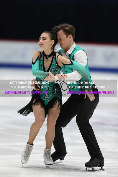 Yulia ALIEVA / Artur BIKTIMIROV AZE