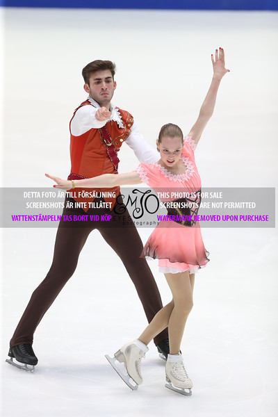 Alina BUTAEVA / Luka BERULAVA GEO