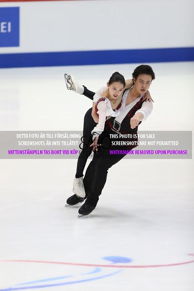 Yuchen WANG / Yihang HUANG CHN