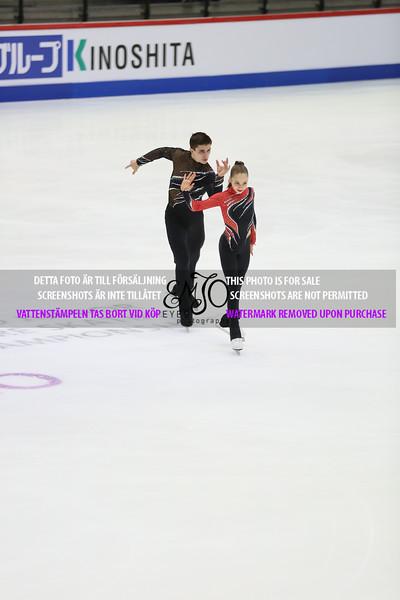 Anastasiia SMIRNOVA / Danylo SIIANYTSIA USA