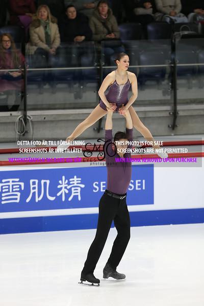 Alyssa MONTAN / Manuel PIAZZA ITA