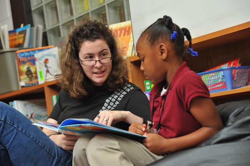 Working with Ingram Pye Elementary School