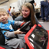 Go Baby Go - transforming toys to help physically challenged children