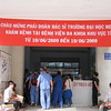 Mercer's prosthetic clinic in Vietnam