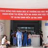 Mercer's prosthetic clinic in Vietnam