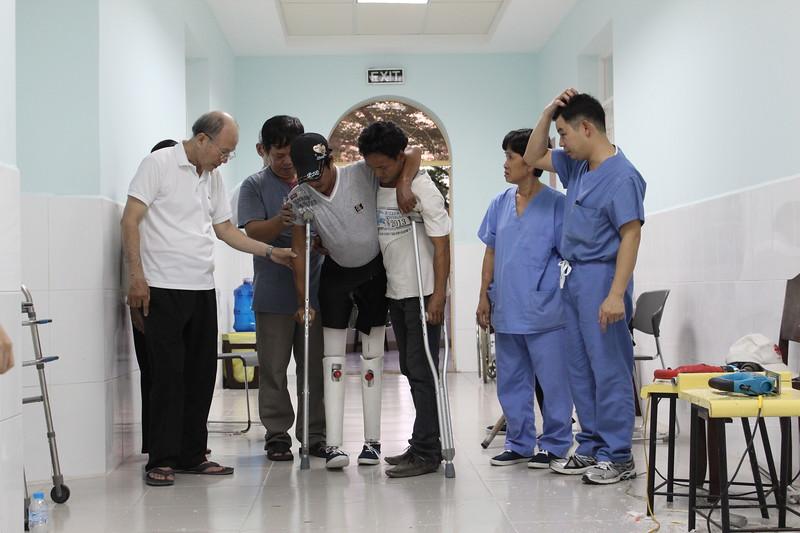 Prosthetic Progam in Vietnam