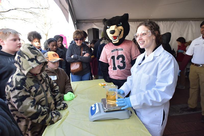 Atlanta Science Festival -sharing information