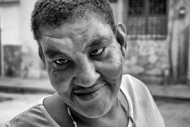 Caras de Cuba