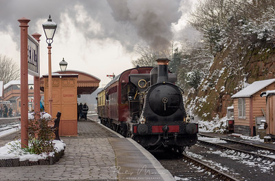 Bellerophon at Bewdley