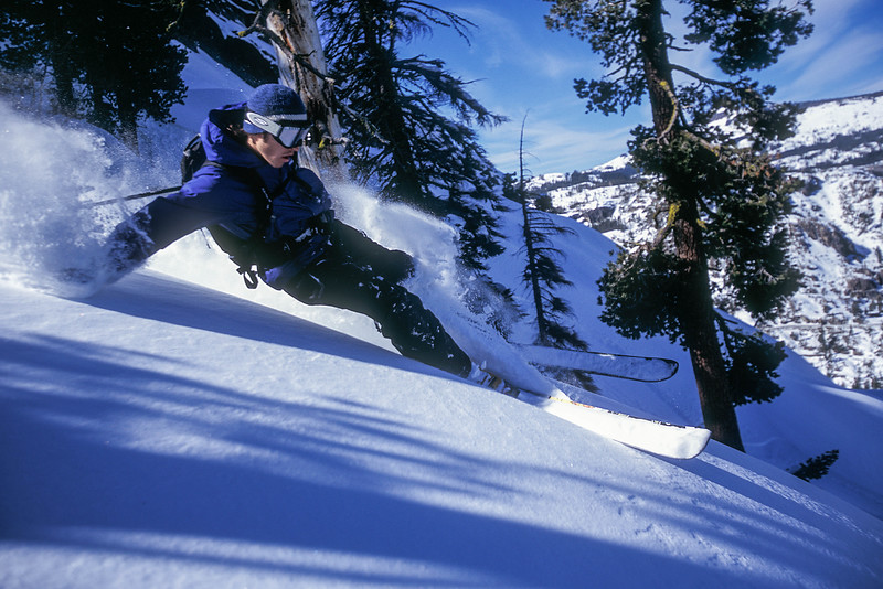 Donner Pass Backcountry Skiing