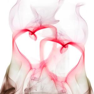 Smoke hearts