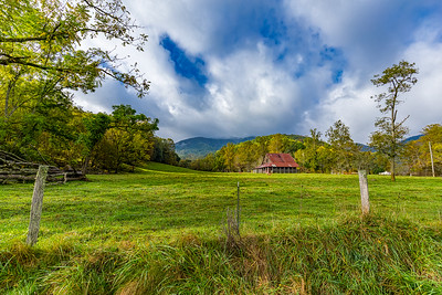 Barn in the Meadow