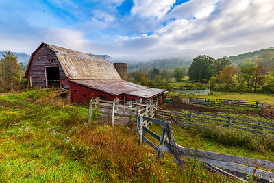 Appalachian Barn