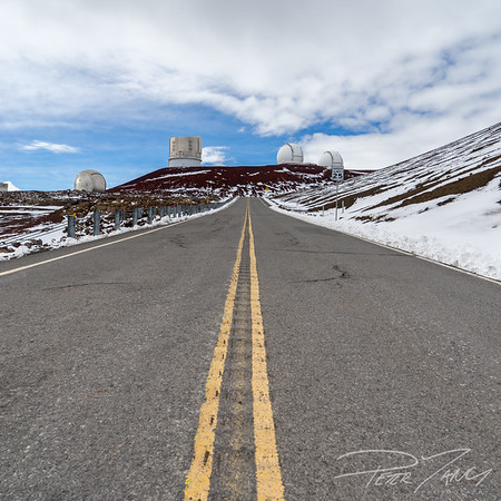 The Road to the Telescopes