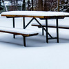 Snow Covered Table II