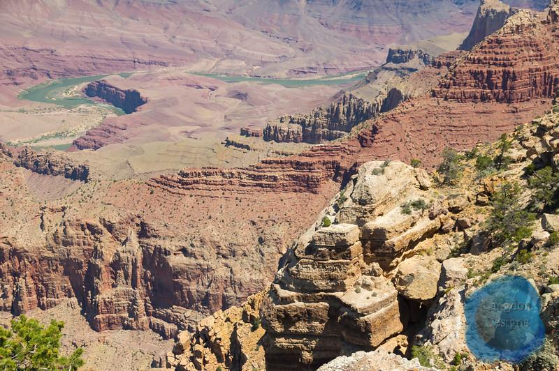 Grand Canyon Rocky View