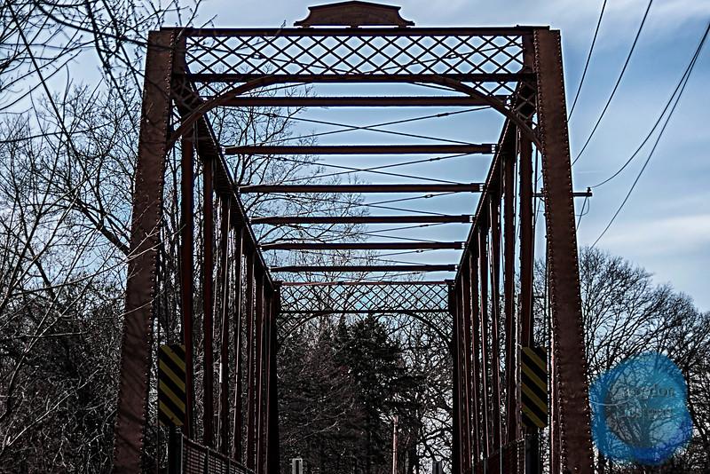 The One Lane Bridge Crossing