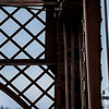 The One Lane Bridge Wrought Iorn Work