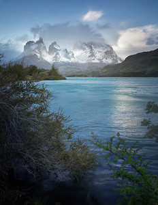 Chile, Patagonia: Torres del Paine National Park.
