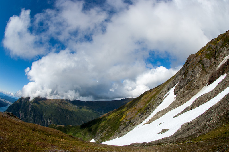 Juneau Hike #1, Southeast Alaska
