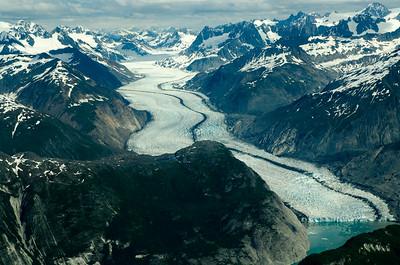 Glacier Flight, Haines Alaska