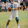Troy Aikman -QB <br /> <br /> Dallas Cowboys Training Camp at Austin, Texas ~ August 1996