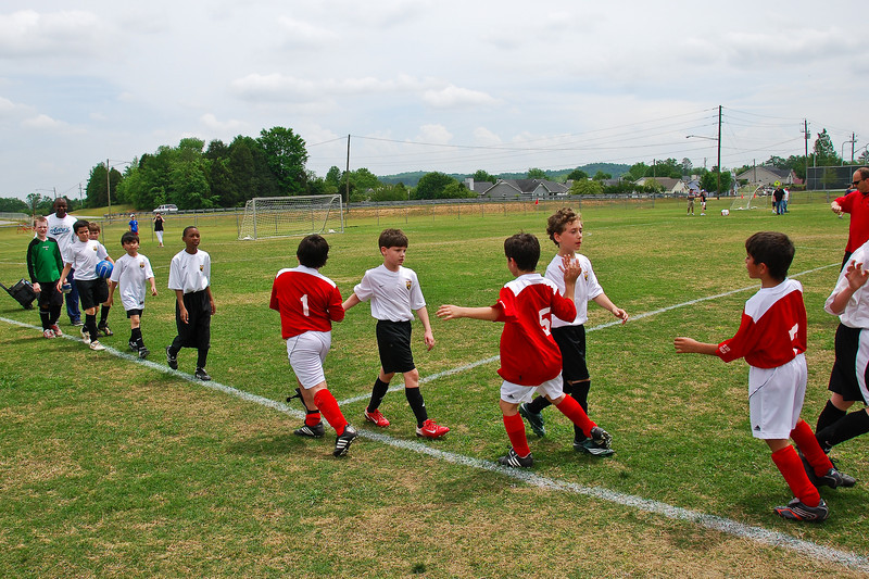 Sean told me about this, but watch the legs of the other team esp the two on the right.