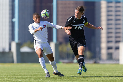 St. Francis College Vs LIU Brooklyn @Brooklyn Bridge Park 9/30/18