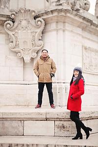 Kim & Claire | European Post Nuptial Shoot