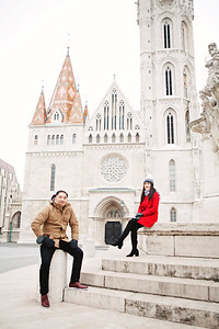 Kim & Claire | European Post Nuptial Shoot