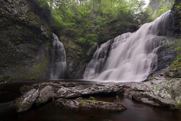 Lower Raymondskill Falls