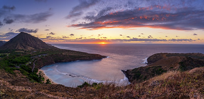 Hanauma Bay Sunrise