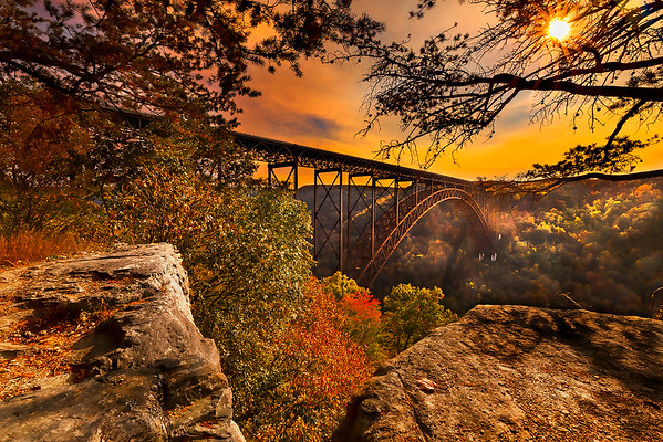 2020 Fall New River Gorge