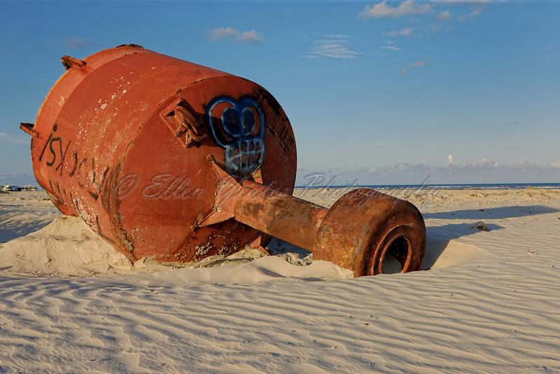 Big Buoy on Surfside Beach