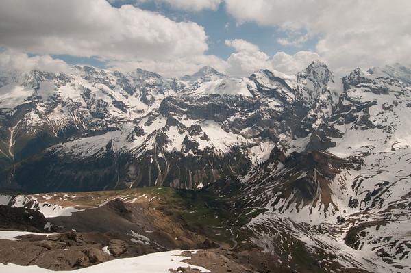 Bernese Oberland Alps